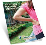 Free Educational Guide to 9 Secrets of Back Pain Relief